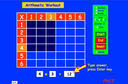 Screenshot of the simulation arithmetic
