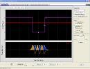 Screenshot of the simulation حالت های مقید کوانتومی