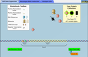 Screenshot of the simulation Gene Expression - The Basics