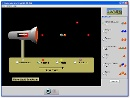 Screenshot of the simulation Moleküller ve Işık