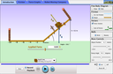 Screenshot of the simulation Ramp: Forces and Motion